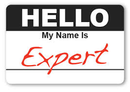 expert name tag